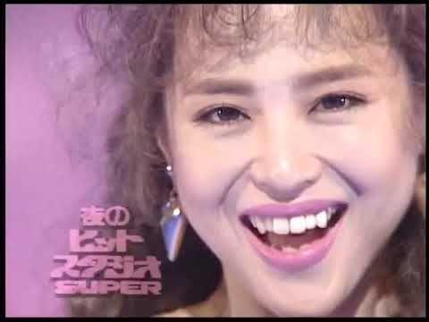 松田聖子 夜のヒットスタジオsp オープニング メドレー1990 8 15