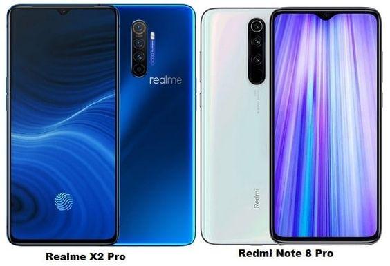 Realme X2 Pro Vs Xiaomi Redmi Note 8 Pro Specs Comparison Xiaomi Note 8 Gorilla Glass