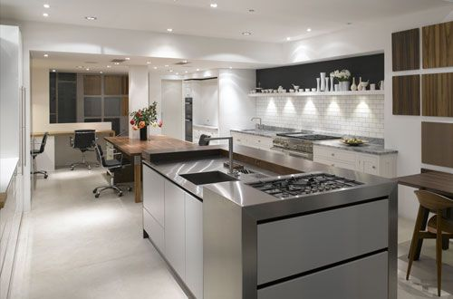 Roundhouse Design Bespoke Kitchen Showrooms In London The Uk