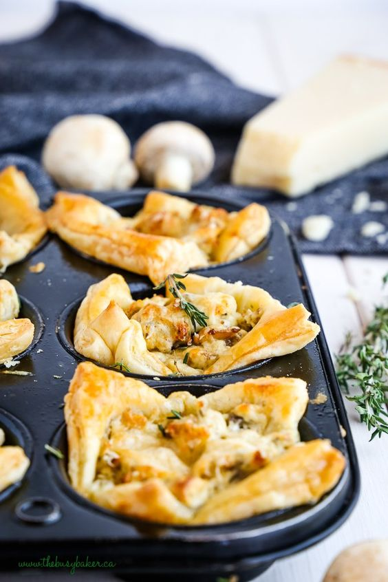 16 Easy Holiday Appetizers - Best Appetizer Recipes for Thanksgiving and Christmas