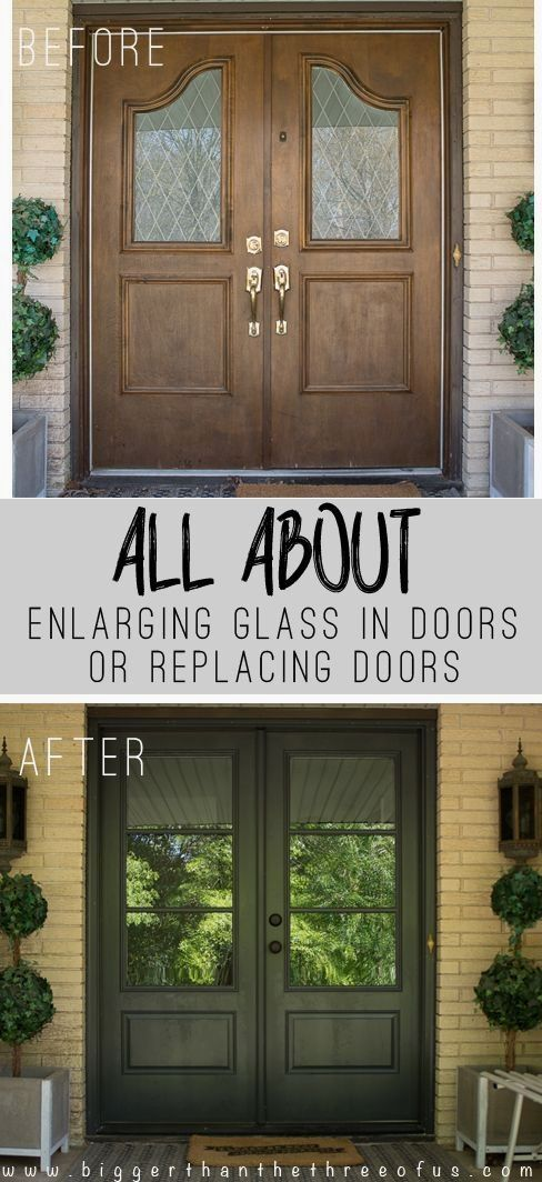 Pin By Vitalik Vetokhin On Home Decor Exterior Doors With Glass Front Door Makeover Exterior Front Doors