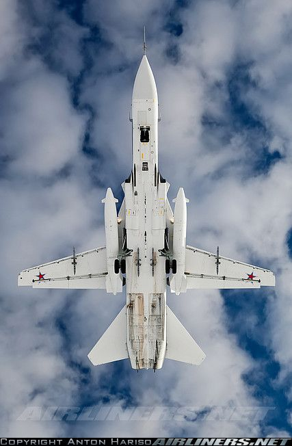 Photos: Sukhoi Su-24M Aircraft Pictures | Airliners.net