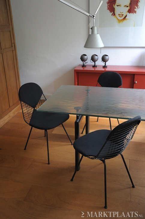 Marktplaats nl  u0026gt; Charles EAMES stoelen 8 stuks Wire Chair in Perfect conditie   Huis en