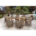 explore teak dining outdoor dining and more dining sets teak vienna