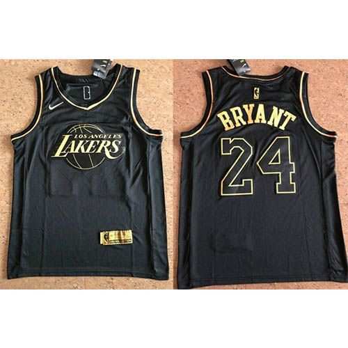Kobe Bryant 24 Los Angeles Lakers Men S Black City Edition Jersey Jerseys For Cheap In 2020 Lakers Kobe Bryant Lakers Kobe Los Angeles Lakers