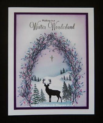 Sandma's Handmade Cards: Christmas