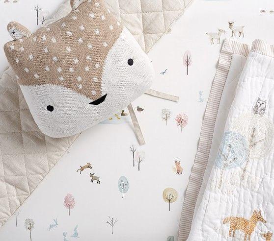 Dakota Woodland Baby Bedding Sets