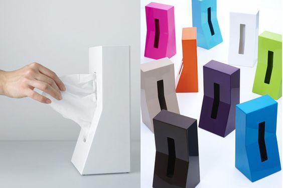 Storage   Glee: Tissues gone vertical