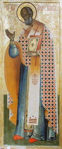 Saint Nicholas - the real Santa Claus was from Turkey!