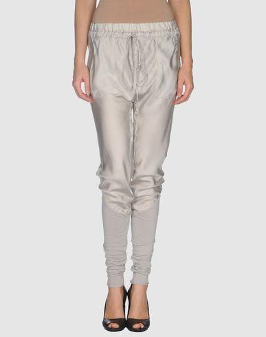 ILARIA NISTRI - silk & cotton pants $155