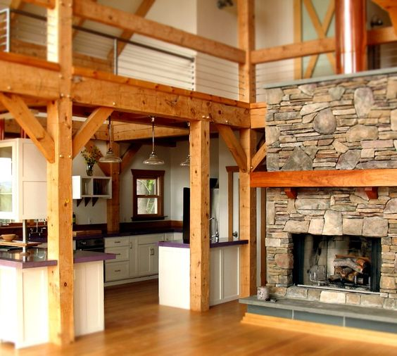 Dream Kitchen Must Have Design Ideas: 39 Dream Barn Kitchen Designs