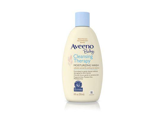 Aveeno Baby Cleansing Therapy Moisturizing Wash Aveeno Aveeno Baby Extra Dry Skin