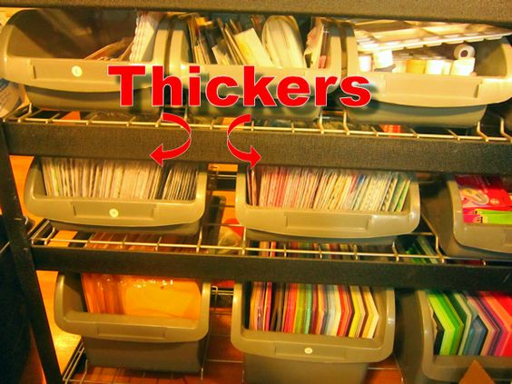 Thicker Storage - Scrapbook.com