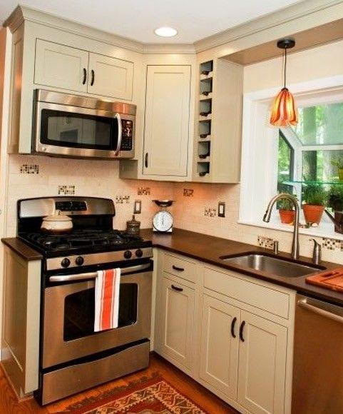 15 Best Simple Kitchen Design Ideas In 2020 Kitchen Remodel Small Simple Kitchen Design Cost Of Kitchen Cabinets