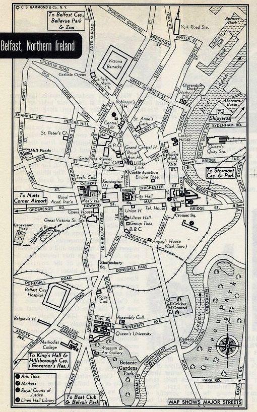 Belfast City Street Map, 1950s in 2019 | Belfast city ... on goteborg city map, erfurt city map, ellsworth city map, cuenca city map, limassol city map, solitude city map, rijeka city map, a coruna city map, bolivar city map, waterville city map, delray beach city map, bulawayo city map, fortaleza city map, alma city map, santos city map, ennis city map, dingle city map, fife city map, pomeroy city map, yantai city map,