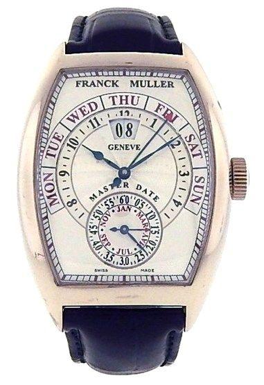 Franck Muller 8880 GD Annual Calendar Master Date Watch