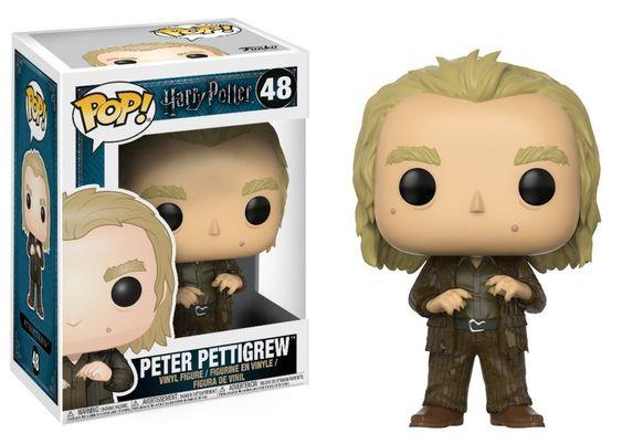 48 Peter Pettigrew Funko Pop