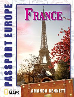 Want them to learn about the places of the world in an unforgettably fun learning adventure? Pack up and head to France in this new Passport Geography study from Amanda Bennett! http://bit.ly/ozk3WR