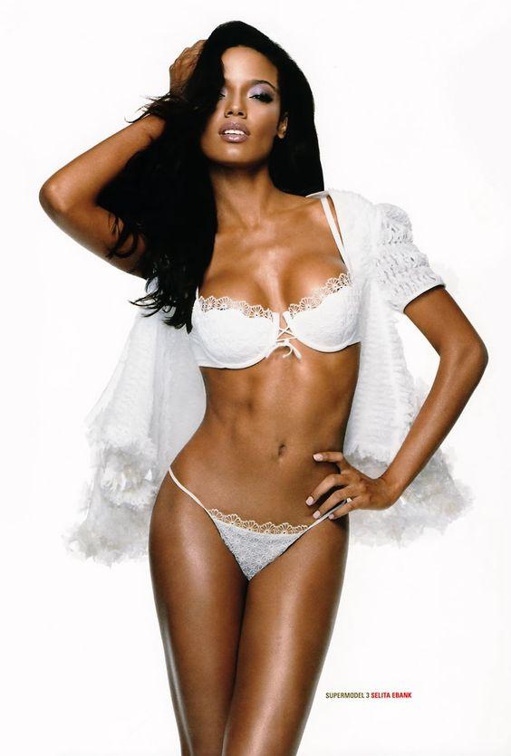 Black Victoria Secret Models | ... own workout and diet regimen just talk to a victoria s secret angel