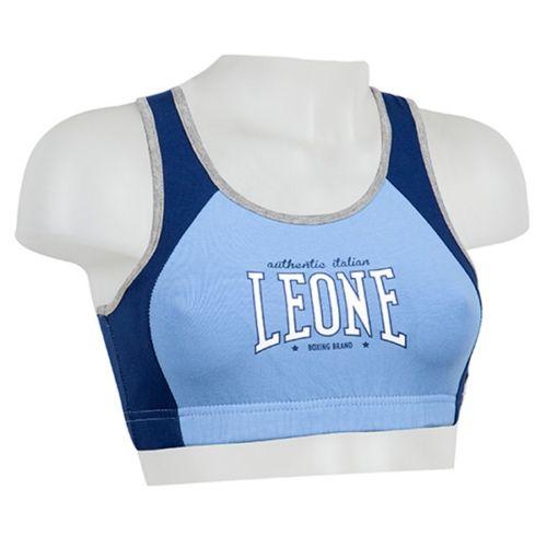 Top donna LEONE Azzurro Collezione Leone 2015