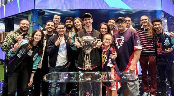 The Fortnite World Cup Has Ended And The Results Are In Over 40 Million Players Participated Only The Fortnite World Cup World Cup World Cup Champions World