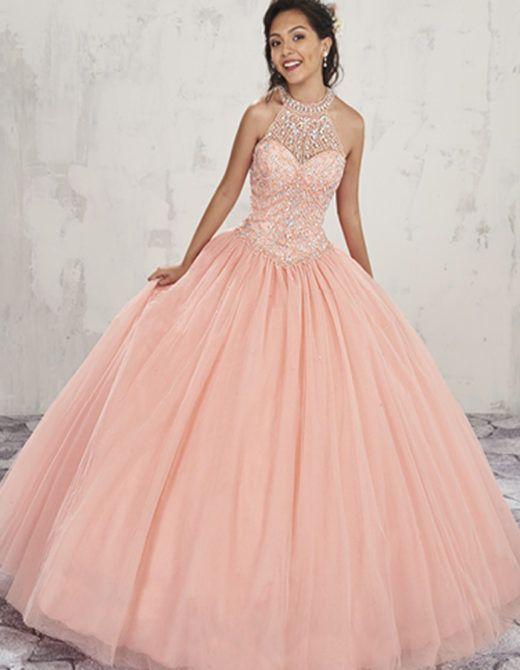 Vestido De 15 Años En 2019 15 Años Vestidos De Vestidos