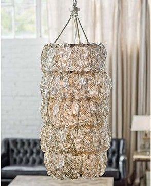 rhonda mckeel   Regina Andrew Penthouse Chandelier traditional-chandeliers