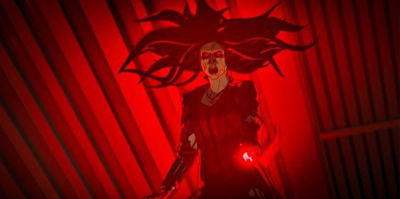 Zombie Wanda In What If…? Zombies Finale