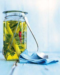 Thai-Zitronengrasöl - Rezepte - [LIVING AT HOME]