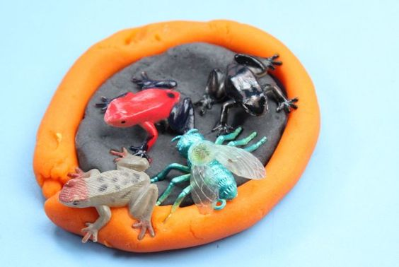 Plastilina de Halloween {3 juegos diferentes} | Blog de BabyCenter