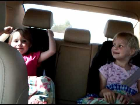 This is cute. Kendyl and Carolyn singing Voices by Chris Young
