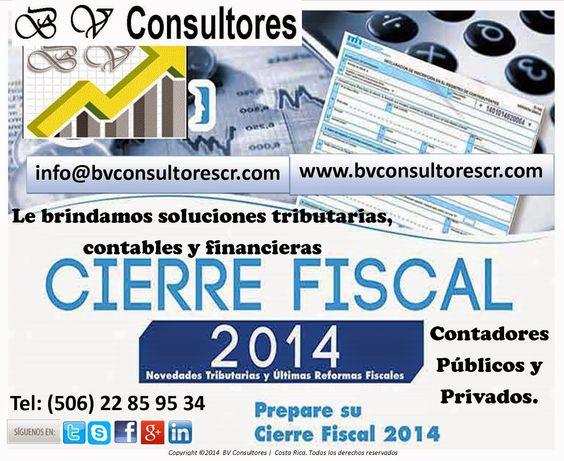 BV Consultores Costa Rica: • Asesoramiento fiscal para la presentación Impues...