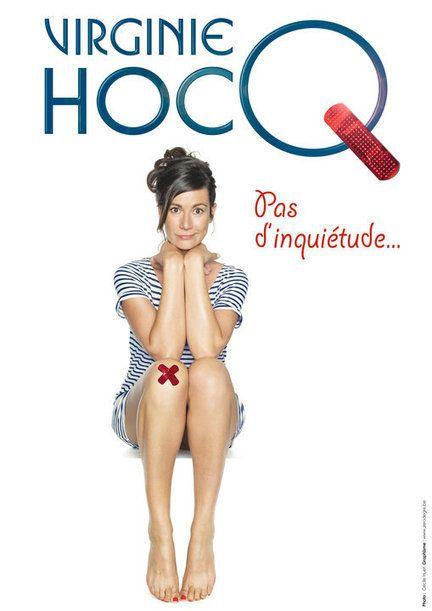 Virginie Hocq - Pas d'inquietude