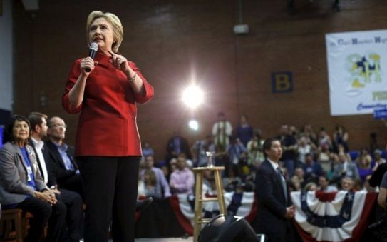 Clinton: More Europe can do to help U.S. combat terrorism