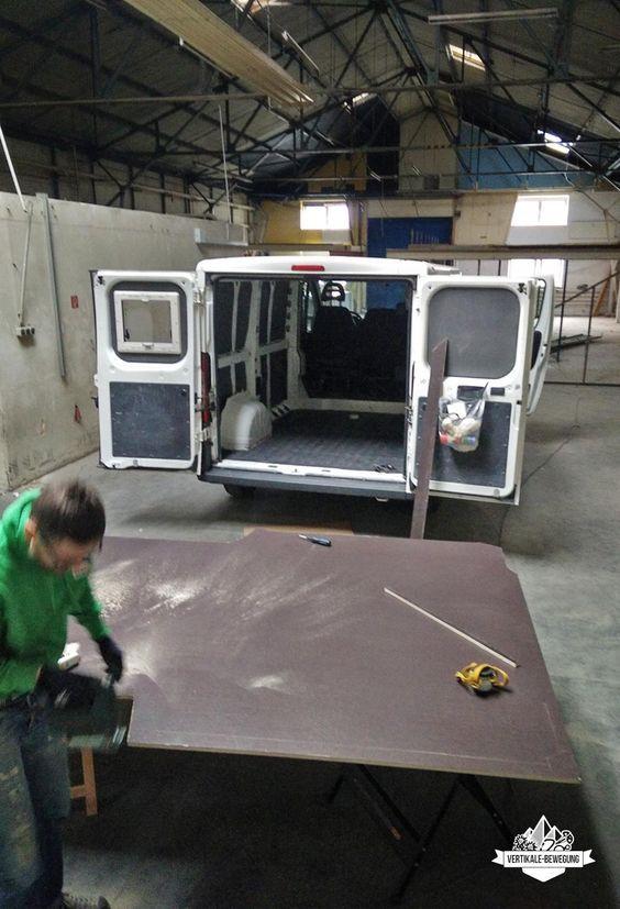 Let S Start With The Womo Wohnmobil Ausbau Das Basisfahrzeug Ist Ein L1h1 Citroen Jumper Mir Erstzulassung Von Ende 2012 A Camper Camper Parts Van Camping