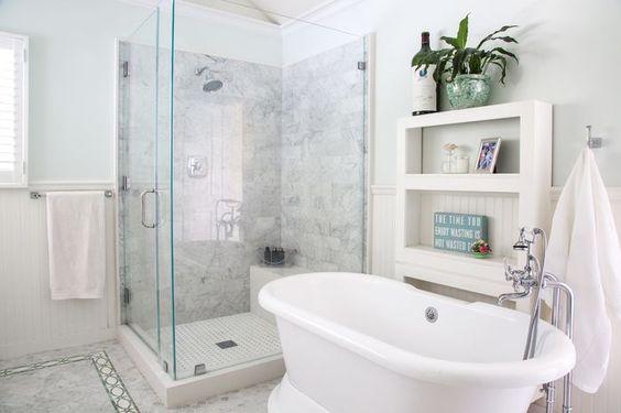Contemporary Bathroom photo by dmar interiors