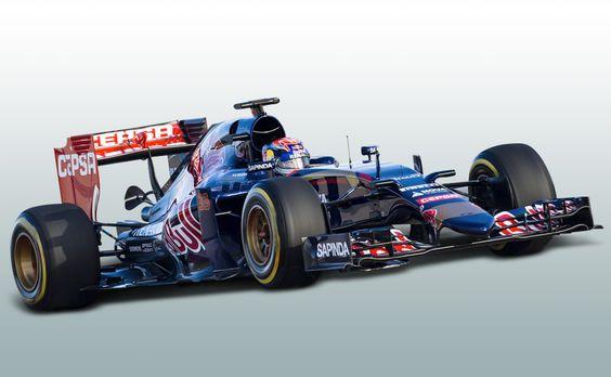 Análisis del Toro Rosso STR10 2015 de F1 - MARCA.com
