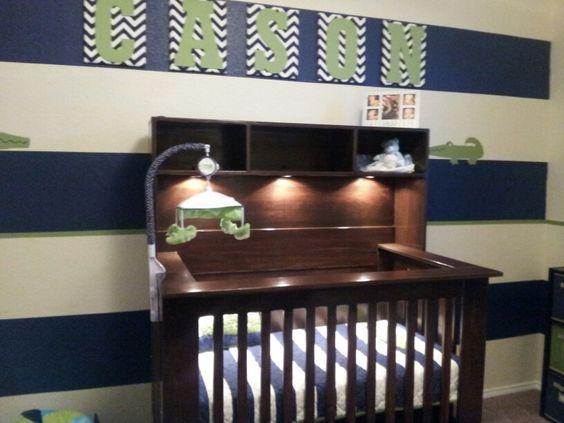 Alligator nursery!