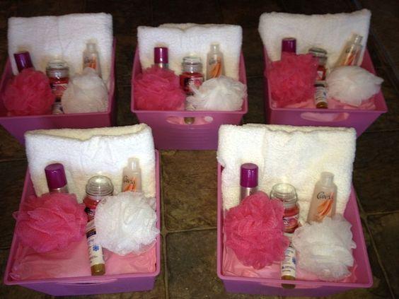 baby shower door prizes spa baskets door prize baby shower