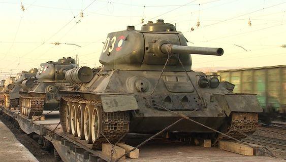 Лаоса передало России 30 танков Т-34: 11 тыс изображений найдено в Яндекс.Картинках