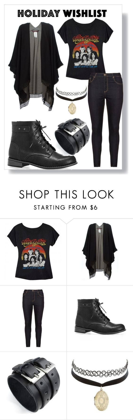 """Black Christmas"" by lovecostarica ❤ liked on Polyvore featuring Antonia Zander, Carmakoma, Avenue, Charlotte Russe, contestentry and 2015wishlist"