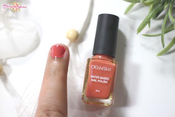 Peel Off Nail Polish ElshéSkin - Rosanna