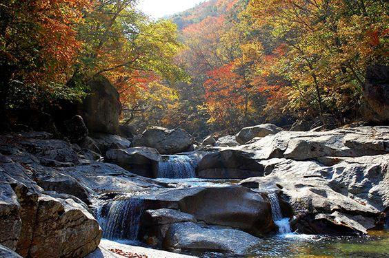 parque nacional jirisan - Buscar con Google