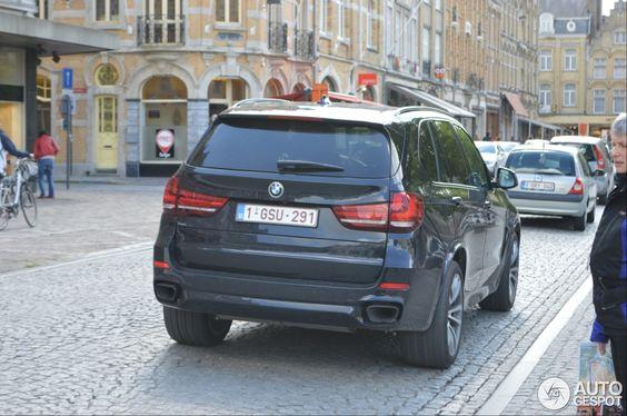 BMW X5 M50d F15 9
