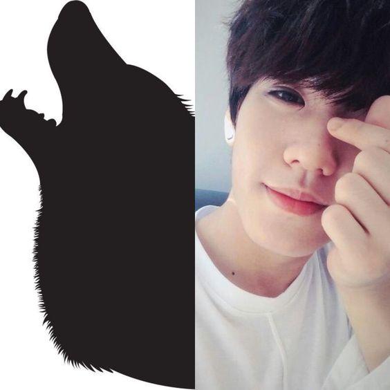 Supernatural&kpop // Werewolf // Hwanhee of up10tion