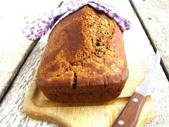 YUM. Grain Free Cinnamon Raisin Bread (Yeast/Egg/Soy/Gluten/Refined Sugar Free)