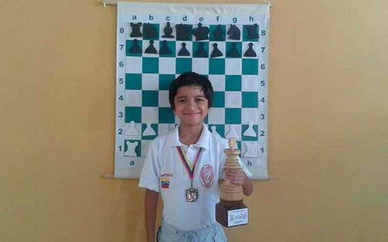 Jesús es candidato a Maestro FIDE #Deportes http://bit.ly/2cALugg