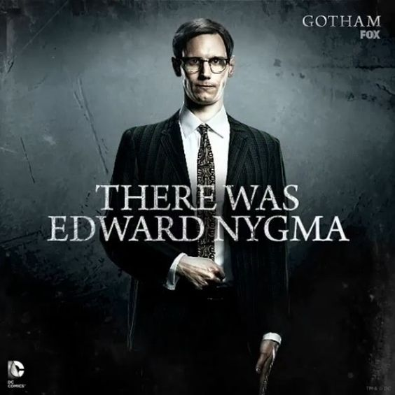 Image result for ed nygma insane