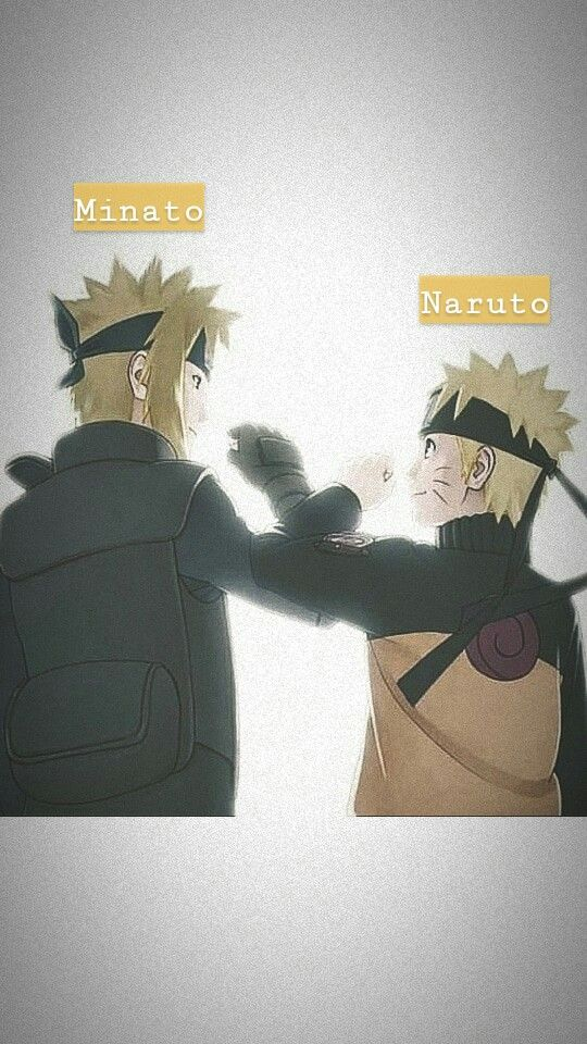 Minato Naruto Namikaze Genes Sure Are Something I Mean