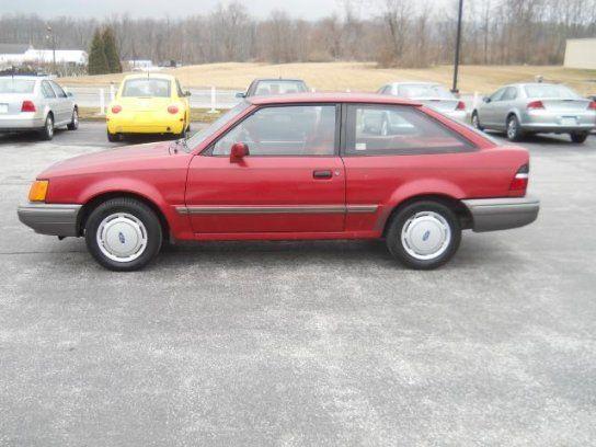 cars for sale 1989 ford escort lx 2 door hatchback in york pa 17406 hatchback details. Black Bedroom Furniture Sets. Home Design Ideas